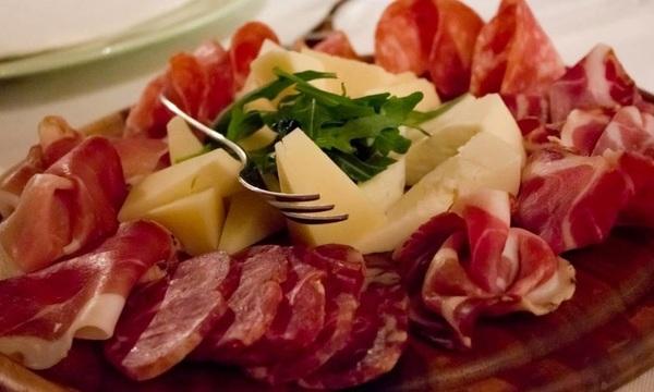 Menu image, Italian Menù