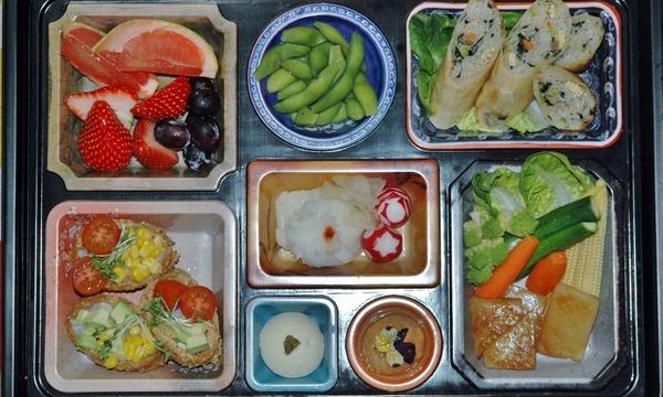 Menu image, 精進会席 Shoujin Kaiseki (Japanese Vegan Course)